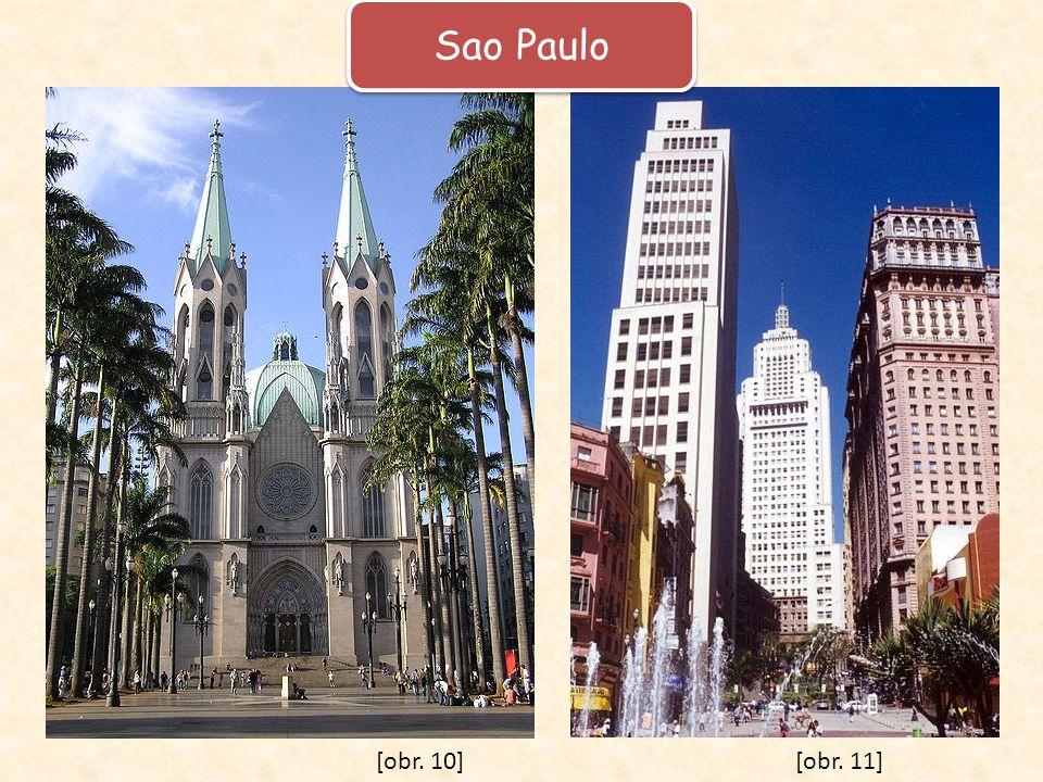 Sao Paulo [obr. 10] [obr. 11]